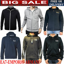 Collection Of Emporio Armani EA7 Men's Hooded/Sweat/Top/Jacket/Coat/Over shirt