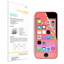 2X Evolution HD color screen protector guard film skin case cover for iPhone 5C