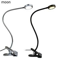 Clip lamp on Desk Table LED LIGHT Office Home Desk Work Study Table Lamp Bedside
