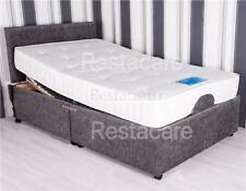 4ft6 DOUBLE ADJUSTABLE ELECTRIC BED FREE INSTALLATION + 5 YEAR  WARRANTY