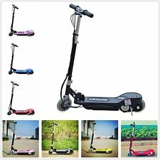 Electric E Scooter Kids Children Ride on Toys without seat 120W 7MPH 12V Battery