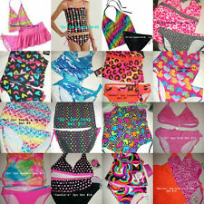 *  NEW GIRLS SWIMSUIT SET Multi colors  4 5 6 7 8 10 12 14 16 12.5 14.5 16.5