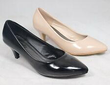 Sprint Land NELLY-01 Classic Lady's Formal Business Professional Work Low Heels