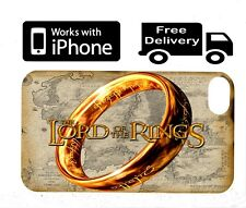 Lord of the Rings Iphone Case (4,4s,5) Movie