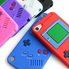 iPod Touch 5th Gen - Soft Silicone Rubber Skin Case Cover 3D Gameboy Player GBA