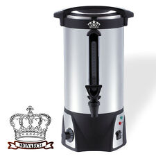 ELECTRIC HOT WATER BOILER DISPENSER RESTAURANT CATERING QUALITY TEA COFFEE SERVE