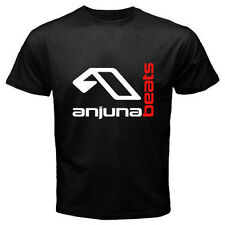 New ANJUNABEATS Above & Beyond DJ Trance Music Men's Black T-Shirt Size S to 3XL