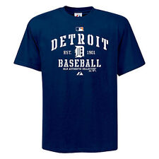 Detroit Tigers YOUTH AC Classic T-Shirt by Majestic Athletic