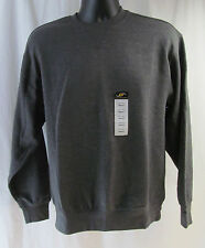 Simply for Sports Dark Heather Gray, Crew Neck Sweatshirt, New with Tags