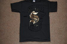 SAINTS ROW 2 GOLDEN S STILWATER SHARKS T SHIRT NEW OFFICIAL XBOX 360 PS3 GAME