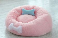 Queen Donut Dog Beds Affetto Pet Mat couch pet bed supplies cushion toys M L XL