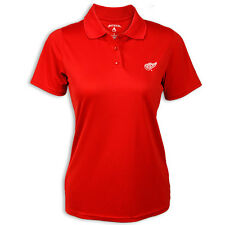 Detroit Red Wings LADIES Exceed Desert Dry Polo