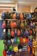 NFL NBA  Team Sport Utility Garden  Gloves Most teams Availiable