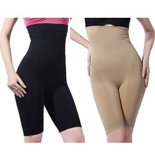 Smooth Tummy Control Girdle Body Shaper High Waist Slimmer Underwear Panty S-4XL