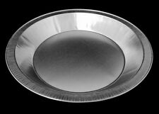 "Handi-Foil 9"" Smooth-Wall Aluminum Foil Deep Pie Pan Plate Tin -HEAVY! HFA # 409"