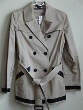 THEORY CLIFFA ALATE COTTON JACKET, Beige, Sizes S, M, MSRP $675