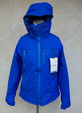 Eddie Bauer First Ascent BC Microtherm 2.0 Women's Down Lagoon Blue Jacket NWT