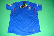Newcastle Knight 2014 Players Polo Sizes S - 3XL NRL T - Shirt ISC SALE