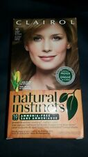 CLAIROL NATURAL INSTINCTS HAIR COLOR **PICK COLOR**