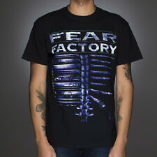 OFFICIAL Fear Factory - Demanufacture T-shirt NEW Licensed Band Merch ALL SIZES