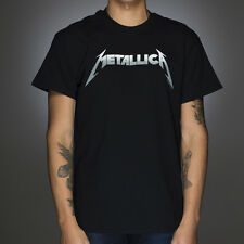 OFFICIAL Metallica - Classic Logo T-shirt NEW Licensed Band Merch ALL SIZES