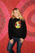 Pokemon Hoodie - Fennekin | Black, Gildan, Cotton Blends