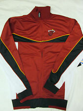 NBA Licensed Apparel Miami Heat Vanguard Track Jacket NEW with Tags