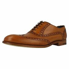 Mens Barker Lace Up Brogue Shoes Grant