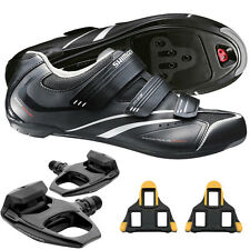 Shimano R078 Road Bike Cycling Shoes PD-R540B Pedals