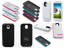4200mAh Portable External Battery Case for Samsung Galaxy S4 i9500 New Colorful