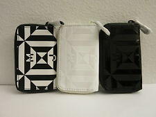 Marc by Marc Jacobs Coin Purse Wallet Rubix Black / Multi / White Tonal OS