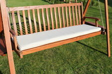 Garden Furniture Cushion- Cushion for Swing Seat or Large Garden Bench-6 colours