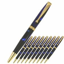 10 Legacy Comfort Pen Kits, Choose a Finish - Easy Woodturning Project