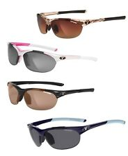 Tifosi WISP Black Brown Pink Blue Brown Polarized Smoke FOTOTEC Sunglasses