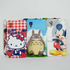 For Lenovo P780 Mario Hello Kitty Mickey Totoro TPU Phone Case