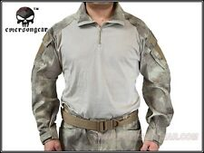 Emerson Tactical G3 Combat Shirt Military Army Paintball Airsoft A-TACS EM8595