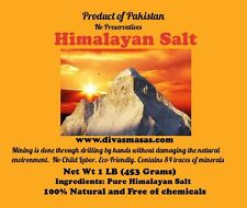HIMALAYAN SALT (COARSE 10 LB AND 15 LB)