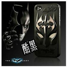 New Deluxe 3D Cool Batman Hard Back Cases Covers Skins For iPhone5 5S 4 4S 5BF1