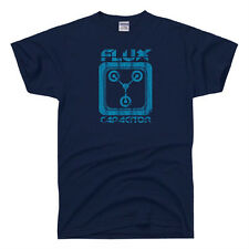 Flux Capacitor Back to the Future costume 80'S VINTAGE movie T-Shirt
