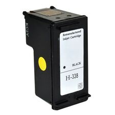 338 / 339 High Capacity Compatible Black Ink Cartridge for HP