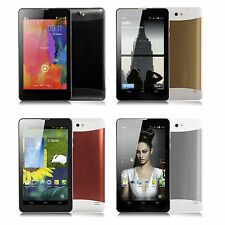 Dual Core 7'' GPS Android 4.2 Bluetooth 3G Dual Sim Phablet 4GB HD Tablet PC