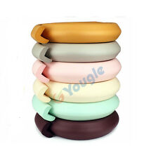 2M Baby Child Soft Desk Table Edge Corner Safety Guard Protector Bumpers Cushion