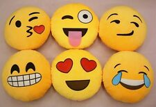 Gift iPhone Emoji Cushion Pillow Stuffed Plush Soft Toy Novelty Home Decor Cute