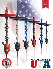 Starbuzz American Made in the USA 2014 Hookah Shisha NEW Stem and Tray