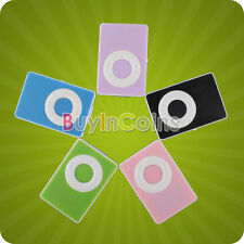 New Support  Up To 8GB Mini Clip USB MP3 Player Micro SD TF Memory Card #O YUCA