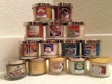 BATH AND BODYWORKS MINI CANDLES ~ U CHOOSE SCENT ~ BRAND NEW