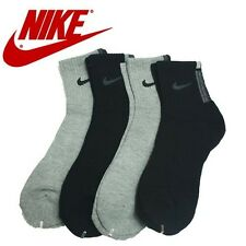 Nike Double Cushioned Men's Black & Grey Socks