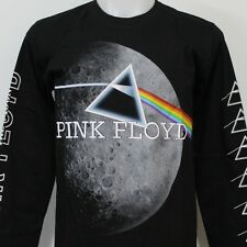 PINK FLOYD Dark Side Of The Moon Long Sleeve T-Shirt New Size S M L XL 2XL 3XL