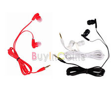 1/2/10 pcs 3.5mm In-Ear Earphone Earset Earbuds Headset for iPhone MP3/4 YUUS