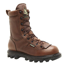 "Rocky Men's 9"" 200G BearClaw3D Insulated Gore-Tex Waterproof Outdoor Boot-9237"
